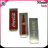 Clip de encargo del dinero de la fibra del carbón de la alta calidad (MTMC020)