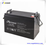 Batterie AGM 12V 100ah renforcée à base de plomb à base de vanne