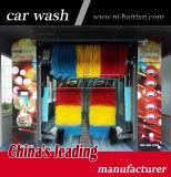 آليّة [رولّوفر] سيارة غسل آلة مع 5 فراش و4 مجفّف
