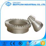 Pièces promotionnelles de moulage au sable de fonte grise d'OEM de prix usine