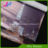 Drapeau de câble de PVC d'impression à l'encre des matériels publicitaires de la Chine