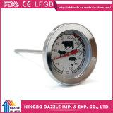 Calibro bimetallico del termometro di temperatura del barbecue del termometro di alta qualità