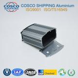 Extrusión de Aluminio Aluminio/Amplificador para el alquiler de alojamiento con chorro de arena Anodziing