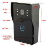 "7 de "" sistema video sem fio da entrada do intercomunicador do Doorbell do telefone da porta TFT 2.4G"