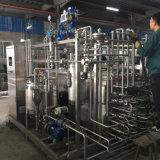 Máquina de la esterilización del esterilizador de Uht de la turbina del esterilizador de Uht de la tubería del pasteurizador