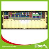 Trampolines largos modificados para requisitos particulares para el centro de interior del juego