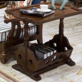 ホーム使用の家具As811のための最新のシンプルな設計の純木のコーヒーテーブル