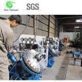 Compresseur de membrane de gaz rare de biogaz