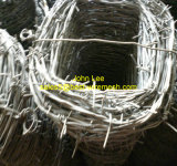 Оцинкованный или колючей проволоки с покрытием из ПВХ