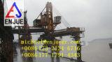 移動式コンベヤーの船のLoadercontinuousの船のローダー移動可能なねじ船の荷役