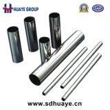 Pipes soudées décoratives de tubes d'acier inoxydable de la Chine Huaye