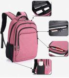 Sac simple de sac à dos d'ordinateur portatif de sac d'école de sac de course de loisirs de type de mode