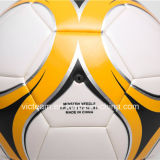 La fabricación de balones de fútbol más vendido en China