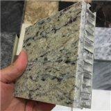 Панели сота алюминиевой задней части панели сота белые мраморный верхние супер тонкие каменные