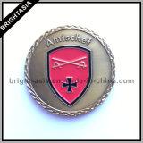 3D金属の高品質の記念する硬貨(BYH-101185)