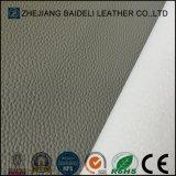 Couro sintético resistente do PVC da abrasão para a decoração coberta e interior de assento de carro
