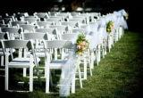Us style fauteuil de mariage