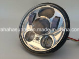 """Linterna redonda de Daymaker de la proyección de 45W LED de la venta caliente 5.75 """" para las motocicletas de Harley Davidson"""