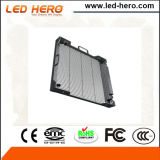 Indicador de diodo emissor de luz transparente Rental elevado da transparência P10.41mm interno