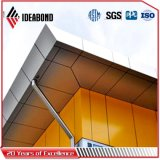 El panel de pared externo casero prefabricado del diseño ACP del OEM
