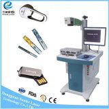 Машина маркировки лазера волокна для пряжек багажа/электронных сигареты/плитаа