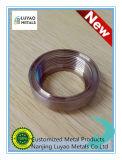 L'usinage CNC pour raccords en acier inoxydable