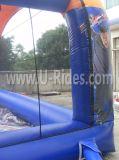 CE Сертификат ПВХ брезент надувной Пейнтбол палатка
