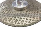 Lámina galvanizada de protección segmentada para mármol