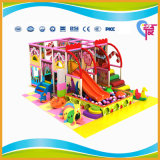 Lovely Candy Theme Children Indoor Soft Playground Equipment (A-15306)