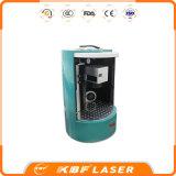 Máquina portátil nova da marcação do laser da fibra do projeto 20W para produtos eletrônicos