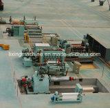 Découpage automatique d'acier inoxydable fendant la ligne prix de machine