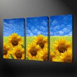 卸し売り高品質の居間の壁掛けのキャンバスの芸術はキャンバスの油絵を印刷する