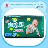 Venta caliente fuerte tipo pañal absorbente ecológica Bebé