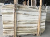 Nuevo producto Piedra de mármol de Onyx blanco del jade del arco iris