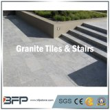 Les Chinois de la neige jet brouillard noir gris granit pour Floor Wall l'étape de l'escalier Paver Curbstone comptoir de la palissade du paysage
