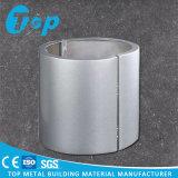 Panneau à mur unique en aluminium pour le revêtement de pilier