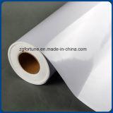 Высокое качество носителей для печати белый Самоклеящийся самоклеящаяся виниловая пленка ПВХ Car наклейку