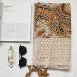 Molla & sciarpa lunga delle donne di Polyeser stampate estate (HWBPS37)