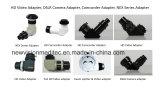 Divisor de feixe Integrated e de câmera de SLR adaptador para lâmpadas cortadas
