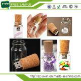 Mejor venta de encargo de madera del USB 3.0 Flash Drive de 4 GB