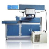 60W 100W laser de CO2 em couro Jeans máquina de impressão de etiquetas de logotipo