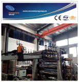 Linha de extrusão da placa de espuma de PVC com 10 anos de fábrica