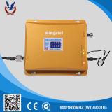 Amplificador de señal GSM Dual Band 2G 3G de repetidor de señal para el hogar de Wt