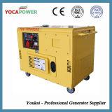 8kw generador silencioso 10kVA de potencia portátil Generador Diesel