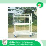 Faltbarer Rollenbehälter für Logistik-Transport