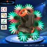 Регулируемый угол наклона эффект мойки 280W Spot перемещение светового пучка света