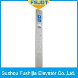 De Lift van de Villa van Fushijia met Hairline Decoratie van het Roestvrij staal