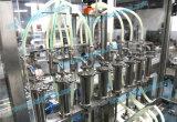 Máquina de rellenar líquida serva automática de 8 boquillas (FLL-850A)