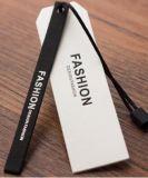 Hangtag de papel personalizado con laminación (CMG-062)