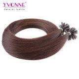 高品質カラー#2 U先端のRemyの毛の拡張